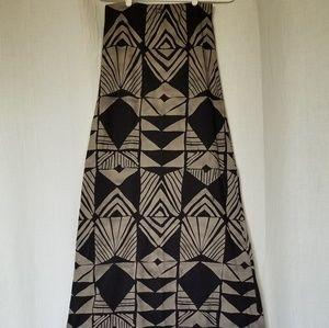 BILLABONG Maxi Skirt. Size SP